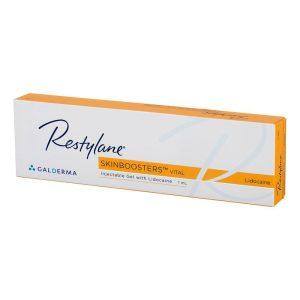 restylane skinbooster vital